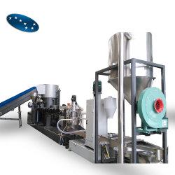 film plastique bouletage avec une capacité de la machine 500kg/h