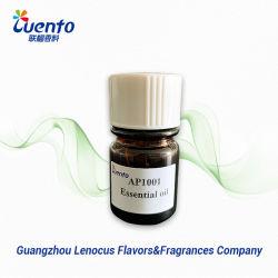 La fragancia de perfumes de té blanco para el Aroma Gel de ducha
