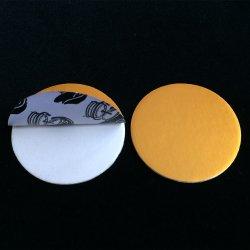 Haustier HDPE hohe Korrosionsbeständigkeit-goldene Pappschutzträger-Folien-Induktions-Dichtungs-Zwischenlage
