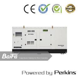 공장에서 440kw 550kVA Perkins 디젤 발전기 모터 전원을 사용합니다 터보 디젤 커먼 레일 분사 제트 전자 가격