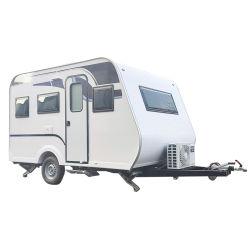이동식 홈 캠핑 트레일러 여행 트레일러 카마르 캐러밴