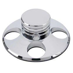 정밀도 구멍을%s 가진 주문을 받아서 만들어진 CNC에 의하여 기계로 가공되는 알루미늄 오디오 디스크