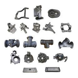 غطاء Precision مخصص لفتحة التوجيه/الصمام/المضخة/السيارة/دعامة الشاحنة الثقيلة/الكتيفة/الذراع/صندوق التروس/المبيت/الموتور/الرمادي للمحرك/مصبوبة من الرمال بأنبوب حديدي الأجزاء