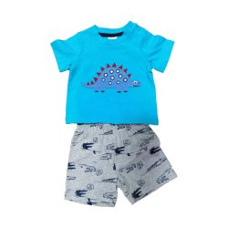 Summer Fashion Toddler Baby Clothing Sets Baby Girls Boy Clothes Suits Cotton T Shirt Shorts Kids Trainingsuits Child Casual Wear.