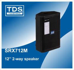 Moniteur de salaire haute puissance de l'Orateur utilisés dans le cas du stade (SRX712M)