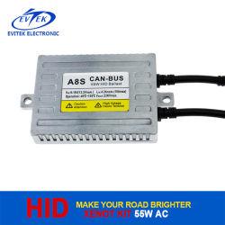 Fast Start & Canbus Ballast 12V 55W Ballast électronique pour kit de conversion HID au Xenon Light