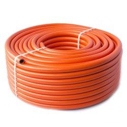 "3/8"" haute pression 20 bar du tuyau flexible de gaz naturel / PVC flexible de GPL"