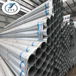 Строительных материалов по конкретным оцинкованной стали/Gi структуры трубки