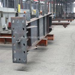 Colonna d'acciaio e fascio del metallo d'acciaio H del materiale da costruzione per il gruppo di lavoro d'acciaio prefabbricato del magazzino/Camera modulare