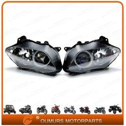 YAMAHA (YM011006)のための前部ヘッドライトのオートバイの予備品