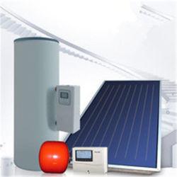 Verwarmingssystemen van de Pool van de Warmtewisselaar van de Rol van het koper De Zonne