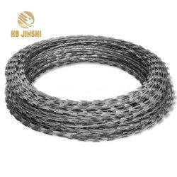 980мм Hot-Dipped оцинкованных материалов со спиральными предельно провод