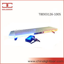 Штанга алюминиевой крышки супер тонкая СИД светлая (TBD03126-100S)