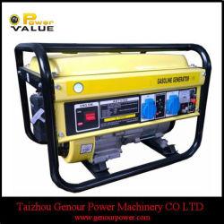 セリウムSoncap Gasoline Generator Ast3700との2kw Taizhou Astra韓国