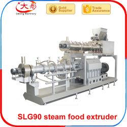 Les aliments pour poissons flottant Pellet / de l'extrudeuse de traitement de la farine de poisson Making Machine