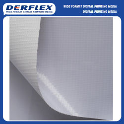Usine de gros de bannière de publicité extérieure PVC Flex