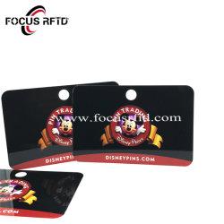 Impresos personalizados personales de tarjeta de plástico de tamaño normal para regalo/Promoción