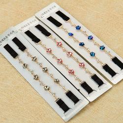 Commerce de gros de bijoux de mode Crystal Soutien-gorge de la chaîne Rhinestone Bandoulière Femmes