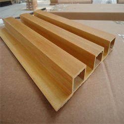 De grote Materialen van Builing van de Decoratie van de Raad van het Comité van de Muur Houten Plastic Samengestelde