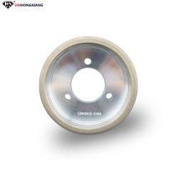 ガラス粉砕のための焼結させた金属の結束のダイヤモンド車輪