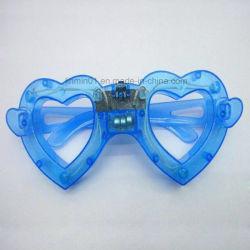 당을%s LED Eyewear가 주문 플라스틱에 의하여 농담을 한다