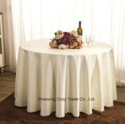 Nappe Jacquard pour banquet Hotel