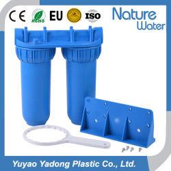 Двойной этапе Голубой фильтр для воды