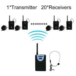 2.4g 디지털 무선은 시스템을 해석한다