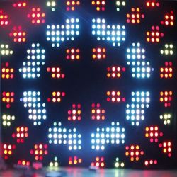 LED-Panel-Video P10 großer LED Bildschirm-Vorhang der LED-Bildschirmanzeige-