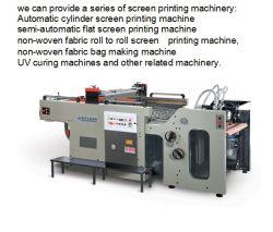 Fb-720/780/1020 Kopierpapier-automatisches Schwingen-Zylinder-Verpackungs-Kennsatz-Silk Bildschirm-Drucken/Drucker-Maschine