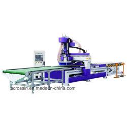 Automatische Mitte FührensAC-1325A-20 und der Ausschnitt-Maschine der Kugel-Schraube für Möbel
