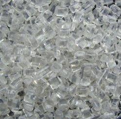 Vierge et PMMA de matières premières en plastique recyclé, PMMA Résine, granules de PMMA