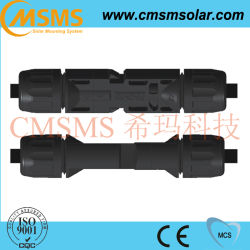 Solar System Solar Photovoltaic Connector (PV-CN-202)のためのアダプターMc4 Connector