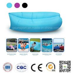 Práctica bolsa de aire de compresión Hangout portátil silla bean bag sueño