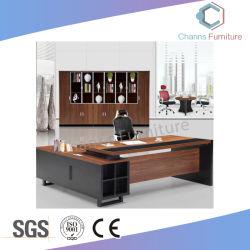 現代家具のホーム金属L形の働くホテルの事務机(CAS-MD18A52)