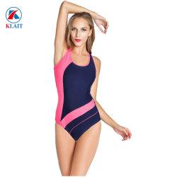 Swimwear di nylon della concorrenza di sport su ordinazione della stampa dell'OEM