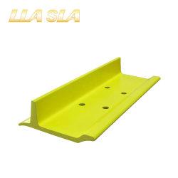 Le patin de chenille de la masse du châssis porteur Moving KOMATSU EXCAVATEUR pièces de rechange