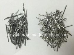 Fibre d'acier pour le ciment Additif de matériaux de construction