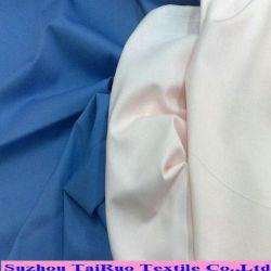 Van de Micro- van de Polyester van 100% de Stof van de Huid Perzik van de Keperstof voor de Stof van het Kledingstuk