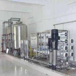 السعر مرشح المياه المحلية 8000L/H مع خزانات فلتر المياه من الزجاج الفطري