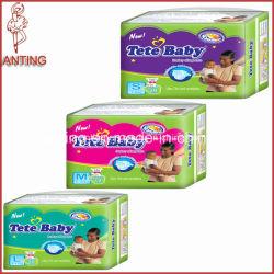 중국에 있는 경쟁적인 Price Baby Diapers Manufacturers