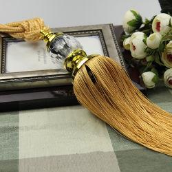 Comercio al por mayor Accesorios CORTINA cortina Multicolor Borla Tieback Cable cuerda