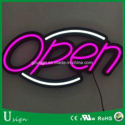 بار علامة شريط LED مفتوحة