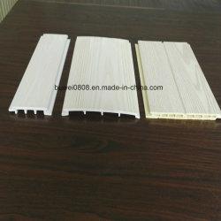 Buidlingの屋内文書のためのWPC材料が付いている壁パネル