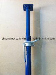 頑丈な鋼鉄支柱の足場の支注のポストの足場
