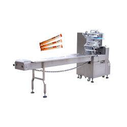 La glace SUS304 Lolly Sac de machines de conditionnement d'oreiller