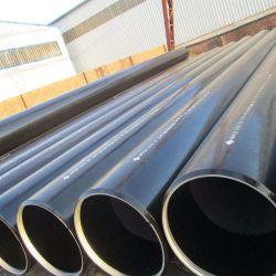 LSAW directement soudés Tuyau en acier au carbone pour la construction de ponts, de tuyaux soudés LSIP2