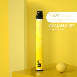 Popolare nuovo Buddyvape e-sigaretta Beauty 2.8ml serbatoio 650puffs Vape monouso Penna elettronica sigaretta