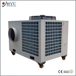 CE, R410A centraal koelsysteem op dak mobiele Integral draagbare airconditioning (8KW-240KW)