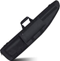L'air Fusil de cas de radiers accessoires militaires durables étanches tactique Fusil de chasse tactique Sac en cuir